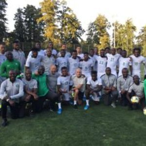 Rohr: Match Vs Ukraine Marks New Beginning For Super Eagles