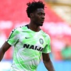 Aina Ruled Out Of Super Eagles , Brazil Friendly Due To Injury
