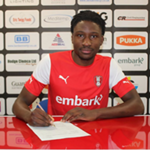 Official : Huddersfield's Olagunju Loaned Out; New Deal For Rotherham United's Kayode