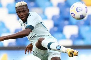 We are missing Victor Osimhen - Napoli coach admits
