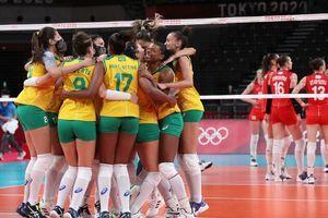 Nepobedive Brazilke, ovo su parovi polufinala!