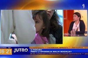 Stopa vakcinacije dece u Srbiji opala: Ima li razloga za zabrinutost? VIDEO