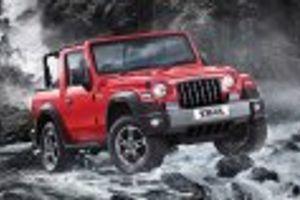 "Jeep opet tuži Mahindru: Thar je ""pljunuti"" Wrangler FOTO"