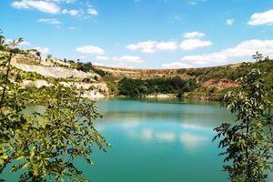 Kao da ste na moru: Jezero na 80 kilometara od Beograda FOTO