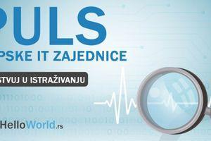 Učestvujte u istraživanju srpske IT scene