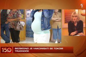 """""""Trudnice i porodilje su najugroženije u ovom talasu"""" VIDEO"""