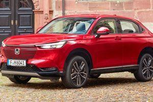 Honda HR-V uskoro u Evropi – isključivo kao hibrid FOTO/VIDEO