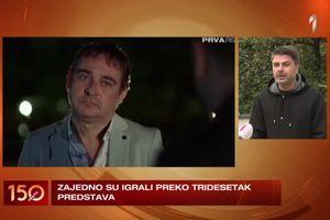 """""""Pamtiću ga po dobroj duši"""": Milorad Damjanović o Marku Živiću VIDEO"""