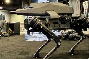 Američka firma stavila snajpersku pušku na robota, stručnjaci užasnuti
