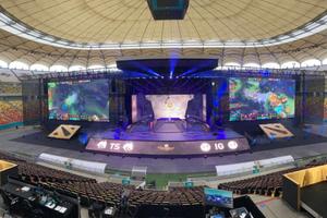 Svetsko prvenstvo u Doti 2 na fudbalskom stadionu – klubovi putuju 100km zbog toga