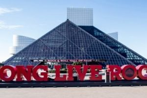 The Rock and Roll Hall of Fame ceremony has been postponed