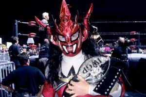 "Jushin ""Thunder"" Liger to be inducted to the WWE Hall of Fame"