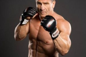 Ken Shamrock to the Impact Wrestling HOF