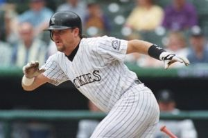 The Colorado Rockies to retire Larry Walker's number