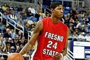 Fresno State will retire Paul George's number