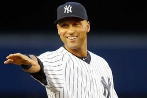 The lone voter who did not select Derek Jeter remains anonymous