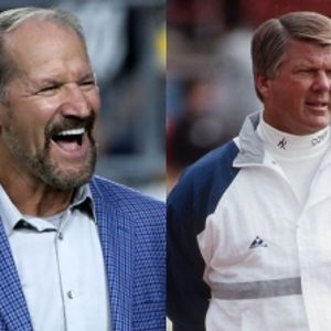 Bill Cowher and Jimmy Johnson are now Hall of Famers