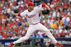 The Philadelphia Phillies will retire Roy Halladay's number