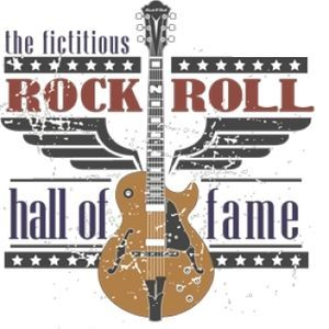 The Finalists are set for our Fictitious Rock and Roll Hall of Fame