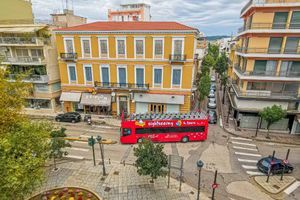 #PicOfTheDay: Όμορφη Κυριακή   Πλατεία Ιατρίδη, Πύργος