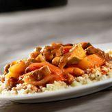 Αρνάκι με λαχανικά στη γάστρα
