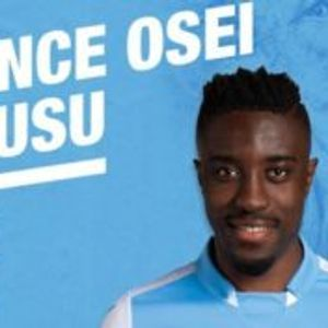 Ghanaian youngster Prince Osei-Owusu nominated for Player of Week 37 in Bundesliga III