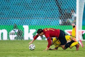 Fußball-EM 2021: Spanien kommt nicht über Remis gegen Schweden hinaus