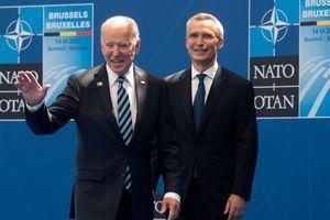 Erster Gipfel mit Biden: Nato droht Russland und sucht China-Strategie