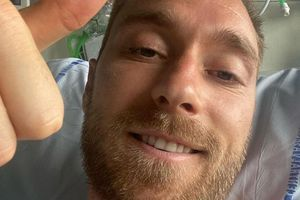 Christian Eriksen sendet Nachricht aus dem Krankenhaus: »Ich fühle mich okay«