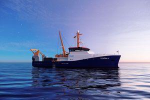 »Uthörn«: Das erste deutsche Seeschiff, das mit Methanol fährt