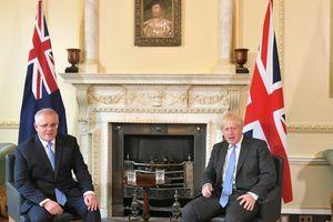 Großbritannien und Australien einigen sich auf Freihandelspakt