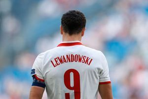 Fußball-EM 2021: Robert Lewandowski ist Polens Alleinherrscher