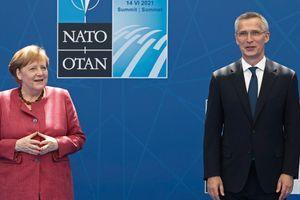 Nato-Gipfel: Angela Merkel will Nato-Dialog mit China