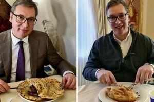 """Zgadio nam ćevape, jutros i burek"" (FOTO)"