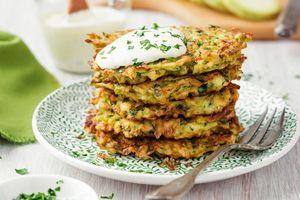 Zdrav doručak: Palačinke od tikvica i krompira