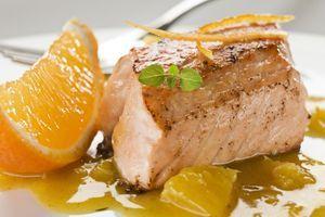 Ručak koji do sada niste probali: Losos u sosu od pomorandže