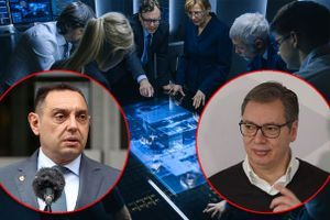 Ko to sa ZAPADA ruši Srbiju, kad Vučića svi vole i cene?!