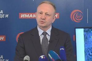 Đilas: Projekat metroa je izmenjen da bi se vlast ugradila 2 milijarde evra