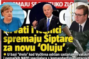 Vučić napao Angelu i Bajdena