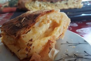Ukus tradicije: Heljda pita sa sirom