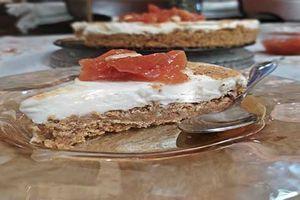 Μαγειρεύοντας με την Αρετή: Τάρτα Γιαουρτιού με γλυκό κυδώνι!
