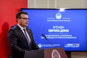 Zaev warns about increasing Euroskepticism in North Macedonia due to EU accession impasse