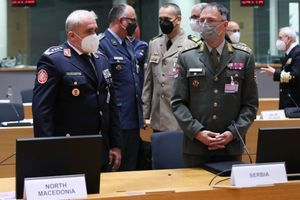 EU Military Committee urges for adequate resources for missions, WB representatives also take part