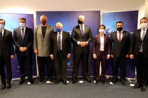 Borrell with WB leaders: EU Integration is a key goal and interest