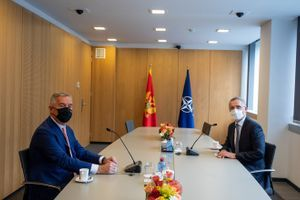 Đukanović discusses NATO's cooperation with Montenegro and the region with Stoltenberg