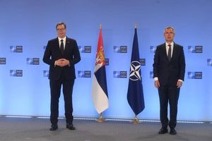 Stoltenberg with Vučić: Alliance committed to peace in the Western Balkans