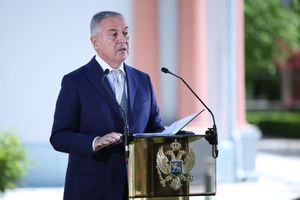 Đukanović to return the Law on State Prosecution to the Assembly of Montenegro