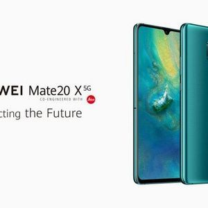 Huawei's First 5G Device Mate 20X 5G Officially Launched