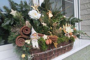 Truhlíky a květináče na zimu neuklízejte: Úžasné nápady na parapety, balkóny a terasy