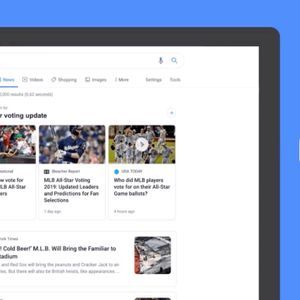 Google is Redesigning the News Tab on Desktop Searches